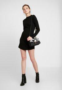 Even&Odd - BASIC - Jerseykjole - black - 2