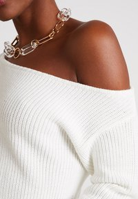 Even&Odd - Jumper dress - offwhite - 6