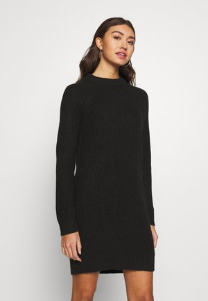 BASIC - Jumper dress - black