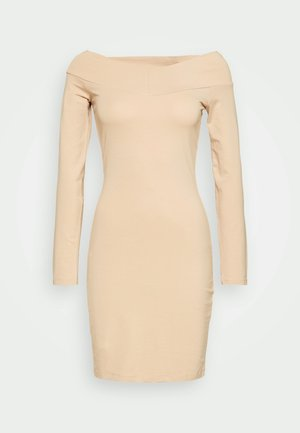 Shift dress - cuban sand
