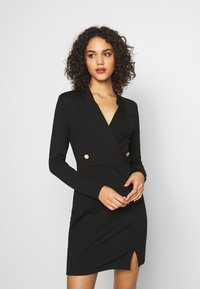 Even&Odd - Shift dress - black - 0