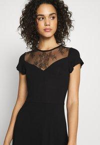 Even&Odd - Žerzejové šaty - black - 3