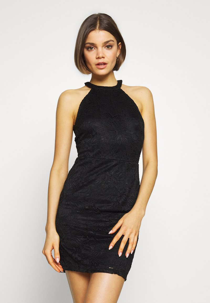 Even&Odd - Vestido de cóctel - black