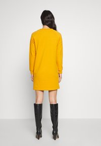 Even&Odd - BASIC - Day dress - mustard - 2