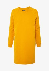 Even&Odd - BASIC - Day dress - mustard - 3