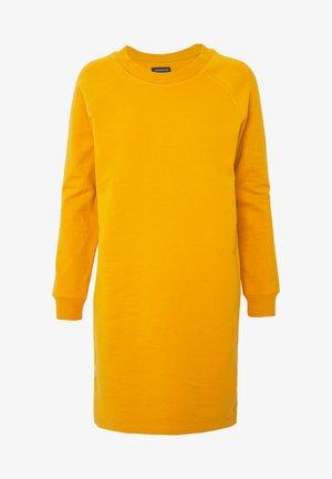 BASIC - Denní šaty - mustard