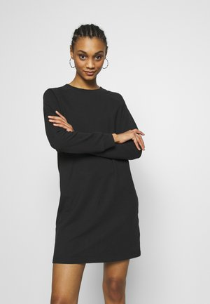 BASIC - Korte jurk - black