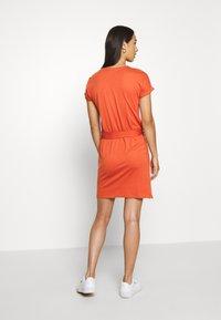 Even&Odd - Jersey dress - bruschetta - 2