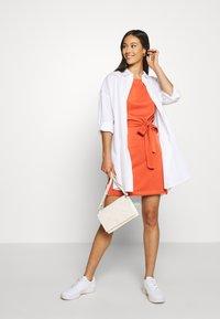 Even&Odd - Jersey dress - bruschetta - 1