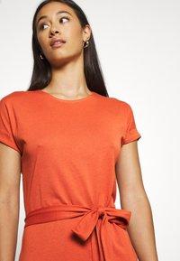 Even&Odd - Jersey dress - bruschetta - 4