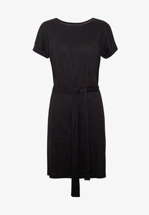 Vestito di maglina - black/black