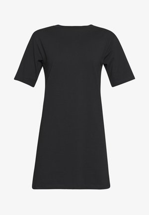 BASIC - Robe en jersey - black
