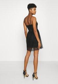 Even&Odd - Vestido de cóctel - black - 2