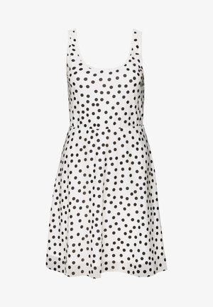 Day dress - black/white