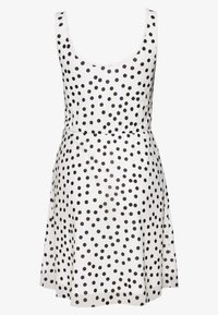 Even&Odd - Day dress - black/white - 1