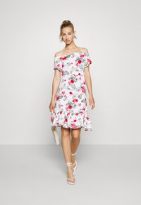Even&Odd - Jersey dress - white - 1