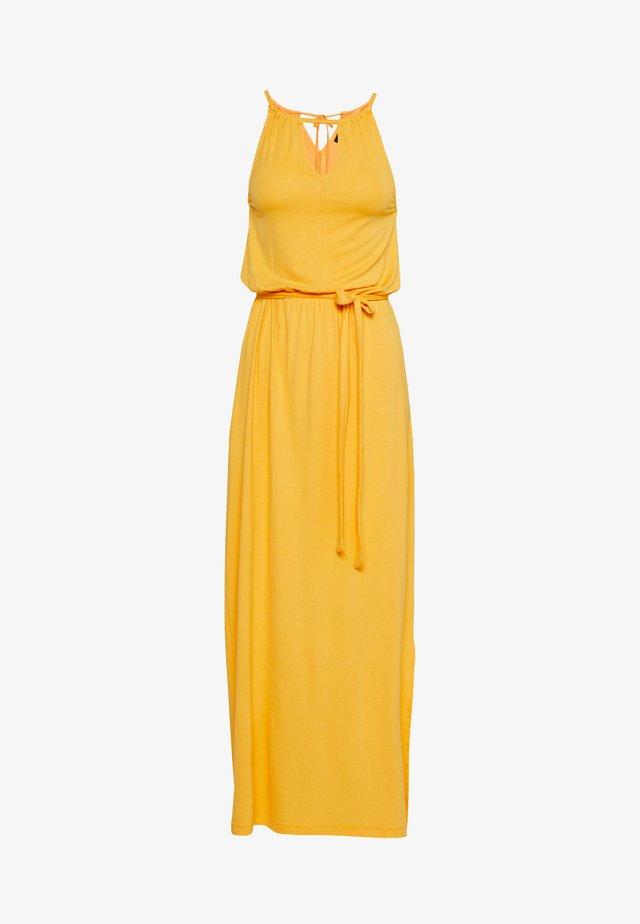 Robe longue - kumquat