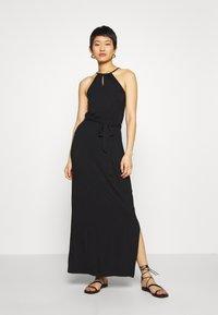 Even&Odd - Maxi dress - black - 0