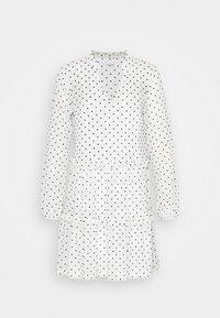 Even&Odd - Korte jurk - black/white - 4
