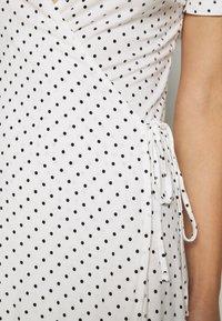 Even&Odd - Korte jurk - off-white/black - 6