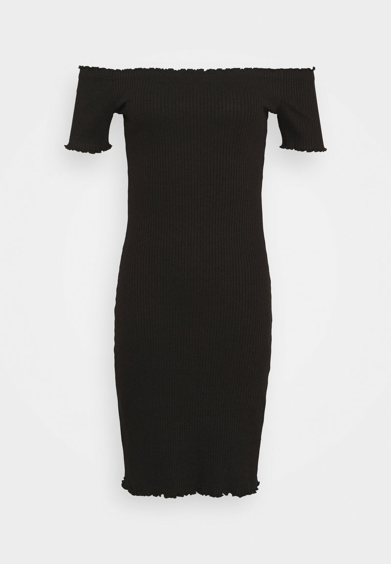 Even&Odd - Shift dress - black