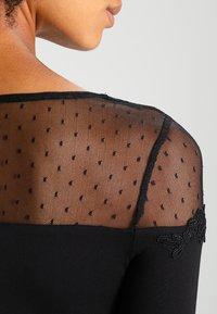 Even&Odd - Žerzejové šaty - black - 4