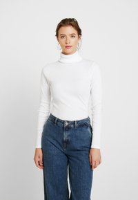 Even&Odd - Pitkähihainen paita - white - 0