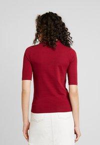 Even&Odd - T-shirt z nadrukiem - red - 2