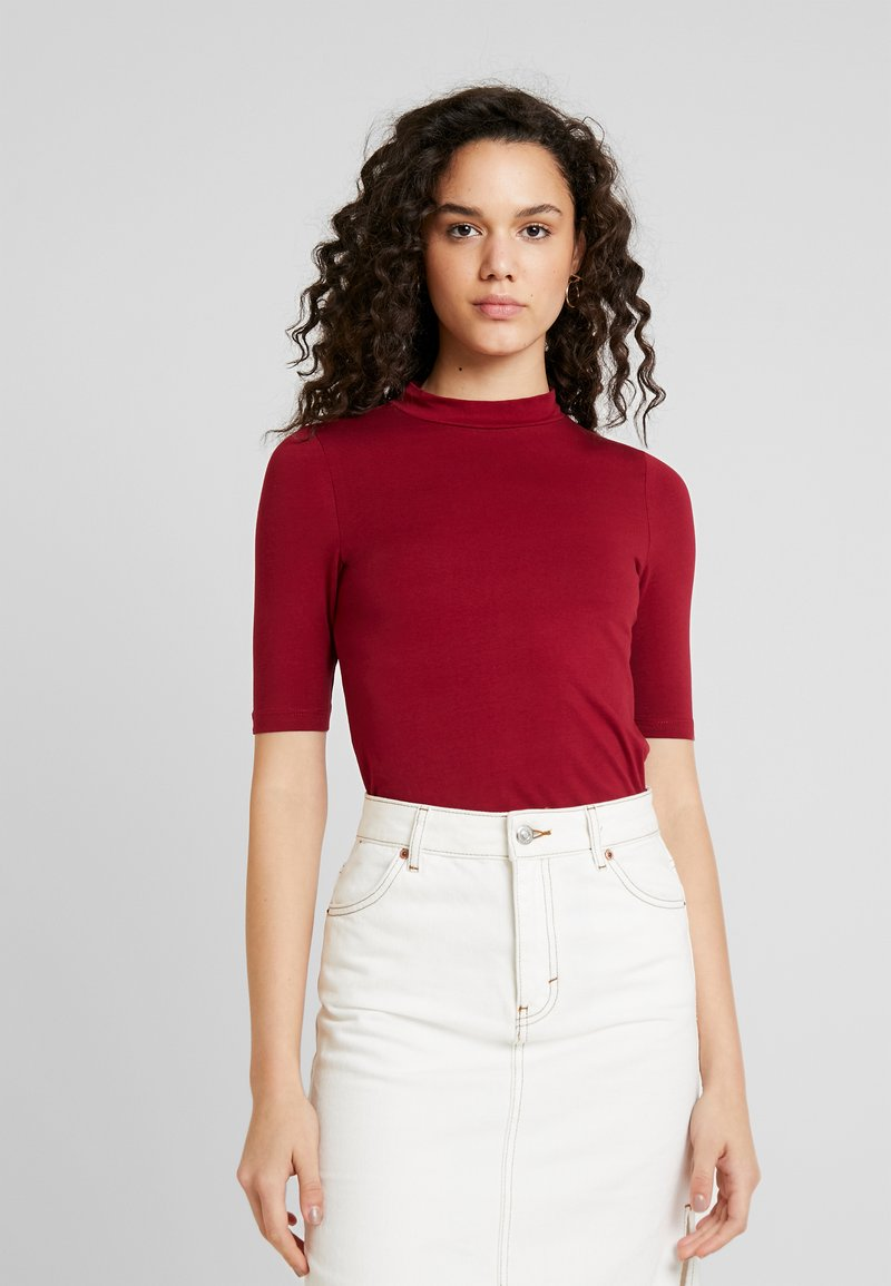 Even&Odd - T-shirt basic - red