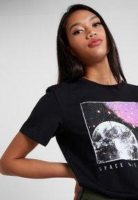 Even&Odd - T-shirts print -  black - 3