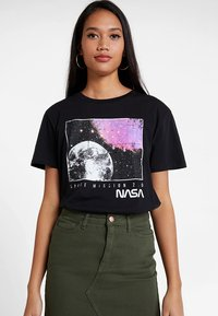 Even&Odd - T-shirts print -  black - 0