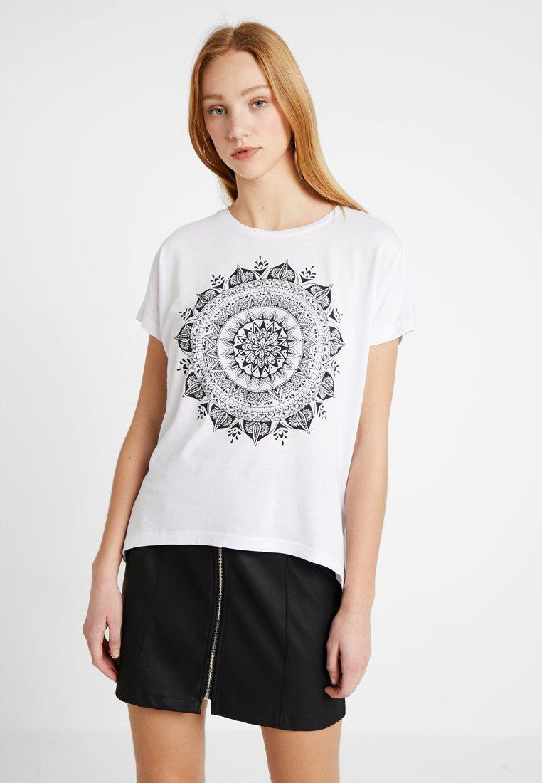 Even Even shirt shirt ImpriméWhite T amp;odd amp;odd T vbf76gYy