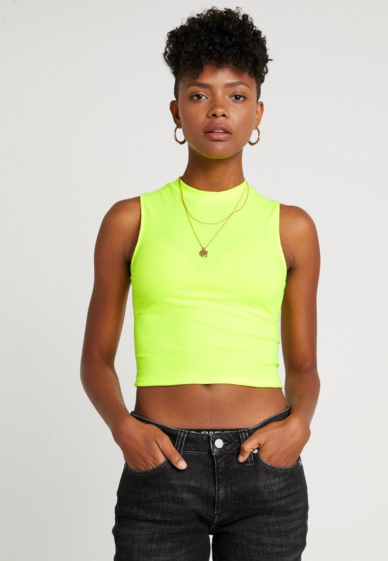 Even&Odd - Linne - neon yellow