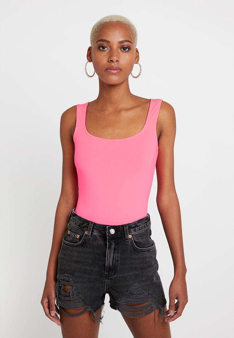 Even&Odd - Top - neon pink