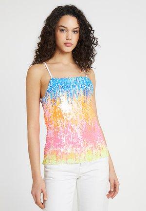 Top - multicoloured