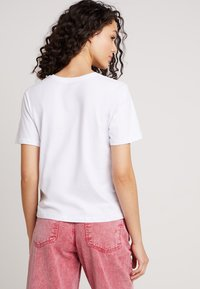 Even&Odd - Camiseta estampada - white - 2