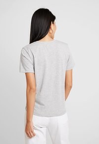 Even&Odd - T-shirts med print - grey - 2