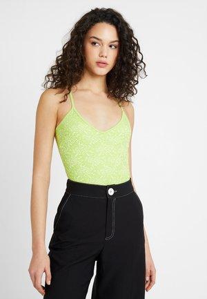 Linne - neon green