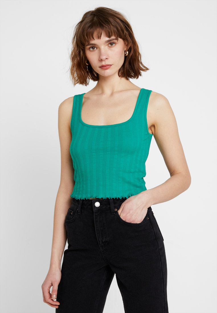 Even&Odd - Débardeur - green