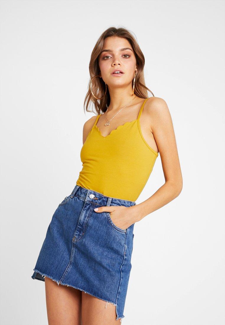 Even&Odd - Top - yellow