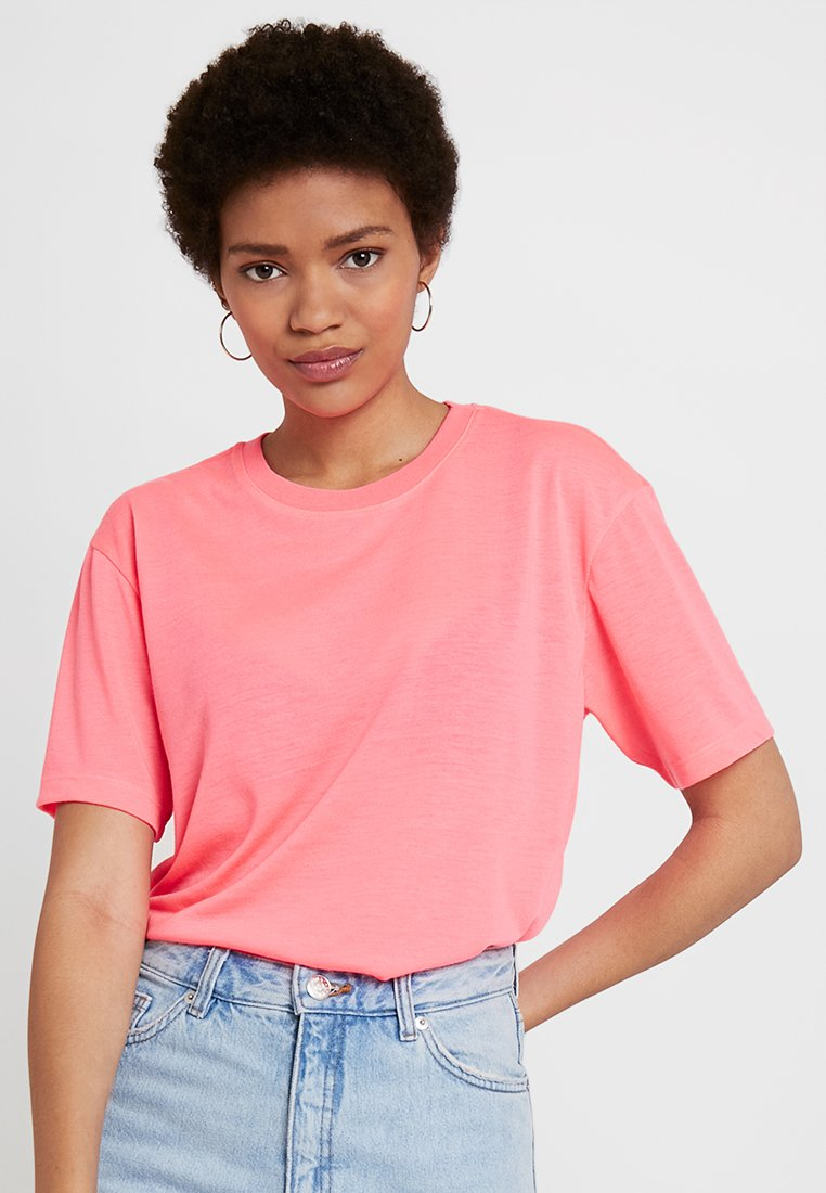 Stampa Neon Con Pink shirt Even amp;odd T JF1lKc3T