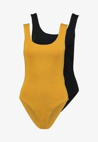 Even&Odd - Linne - yellow/black - 3