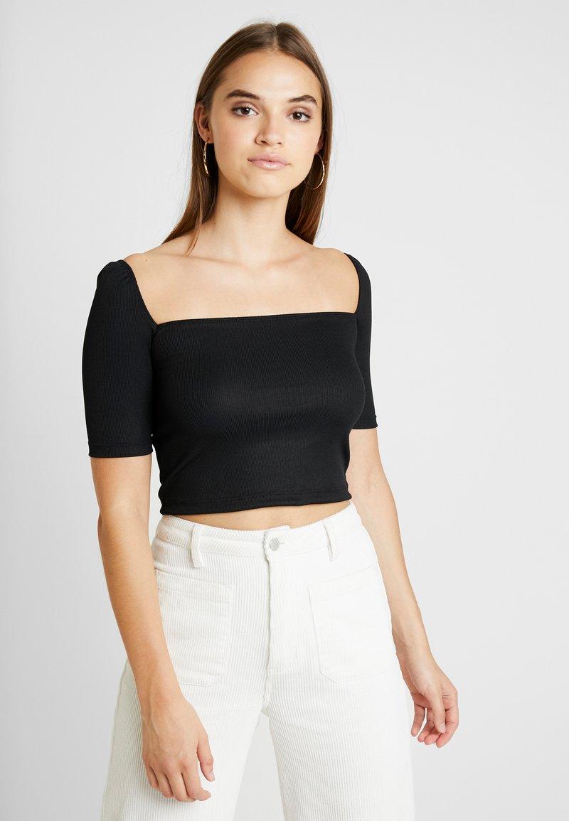 Even&Odd - T-shirts print - black