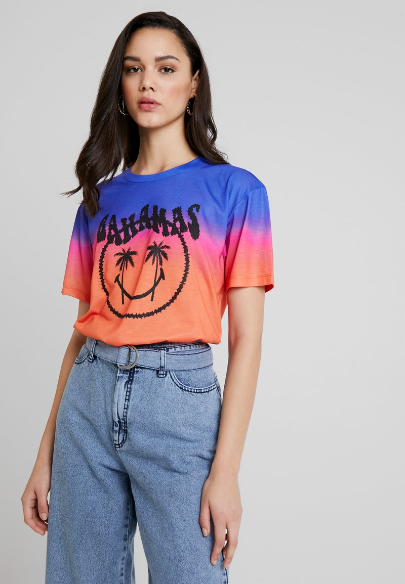 Even&Odd - Print T-shirt - multi-coloured