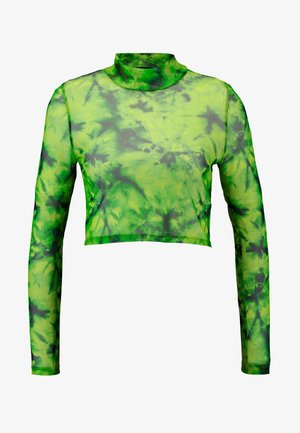 T-shirts med print - green