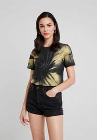 Even&Odd - T-shirt med print - multicoloured - 0