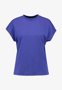 Even&Odd - T-shirt basic - clematis blue - 4