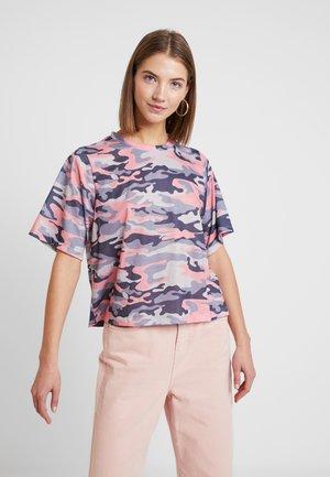 T-shirt print - multicoloured