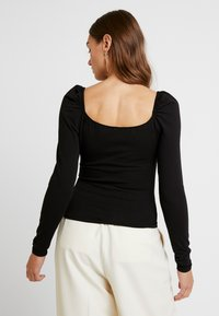 Even&Odd - Långärmad tröja - black - 2