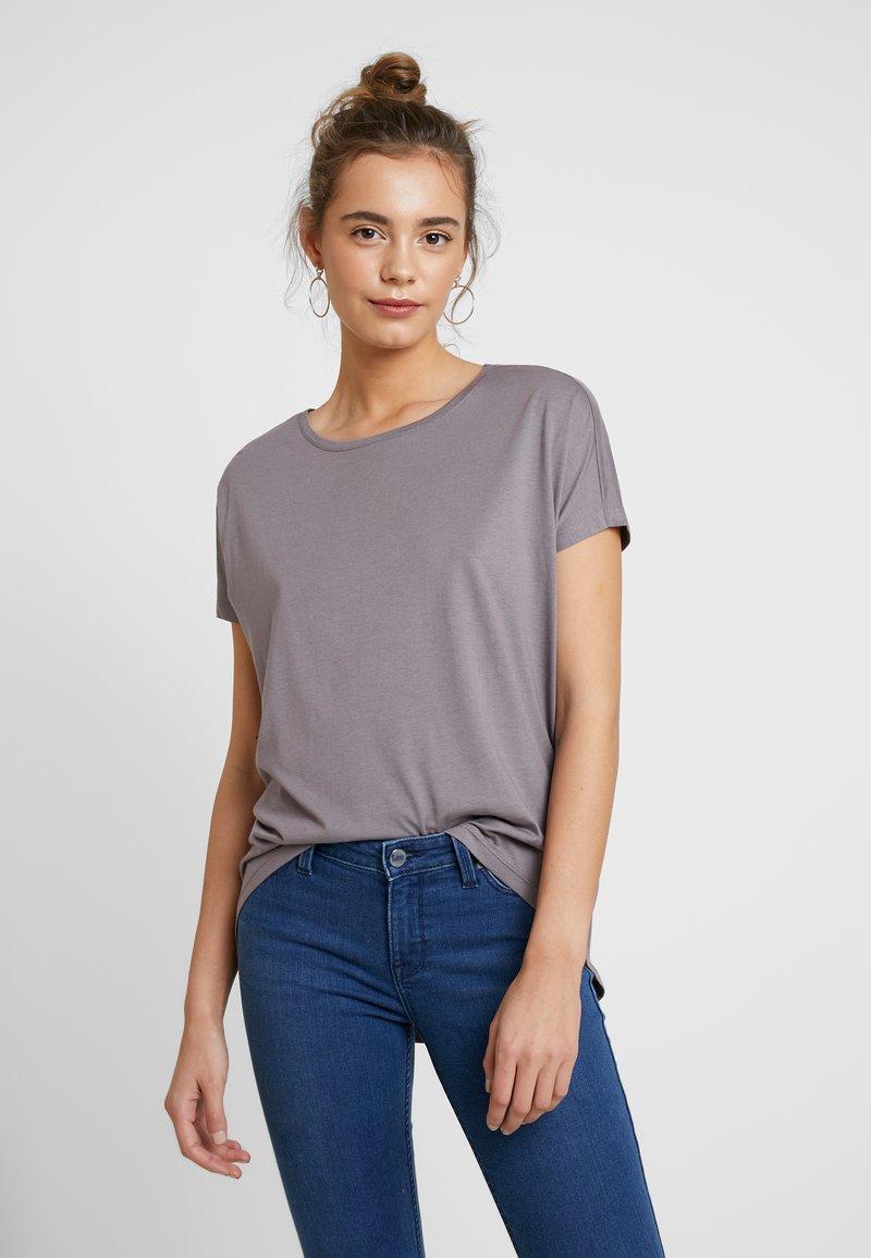 Even&Odd - T-shirt con stampa - anthracite
